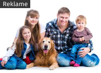 familielivet presset