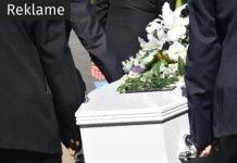 Mormor død
