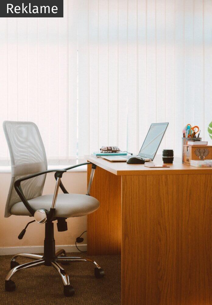 Køb en ergonomisk kontorstol til ungerne